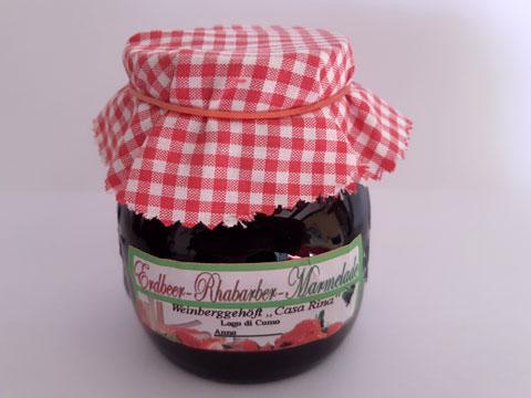 Casarina Erdbeeren Marmelade
