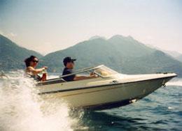 Casarina Motorboot