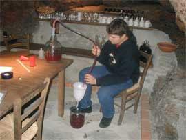 Casarina Cantina wine