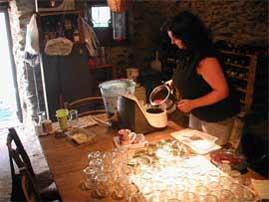 Casarina Weindegustationen