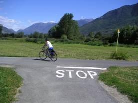 Casarina Mountainbike und Radtouren