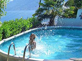 Casarina Pool