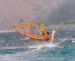 Casarina Windsurfer