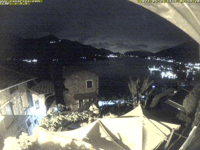 Webcam Aussicht (S�d) Gravedona